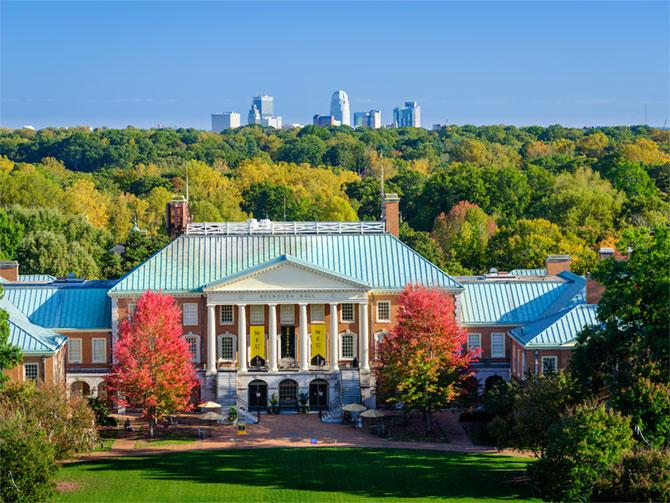 Reynolda Hall, Wake Forest University