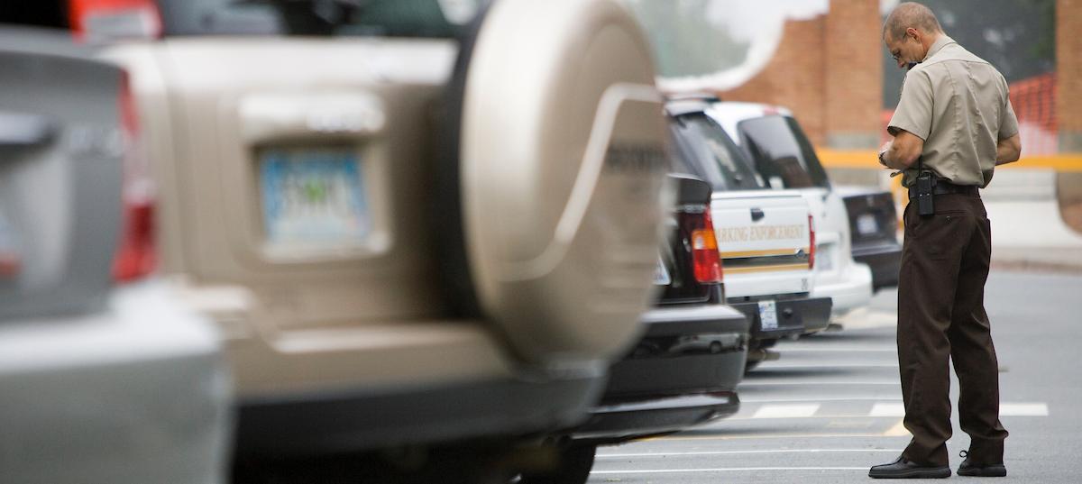 Enforcement & Fines