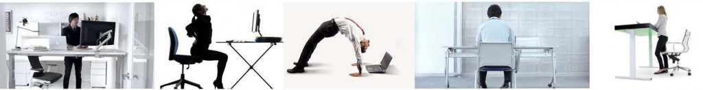 Office Worker Ergonomics