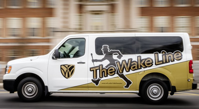 Wake Line bus