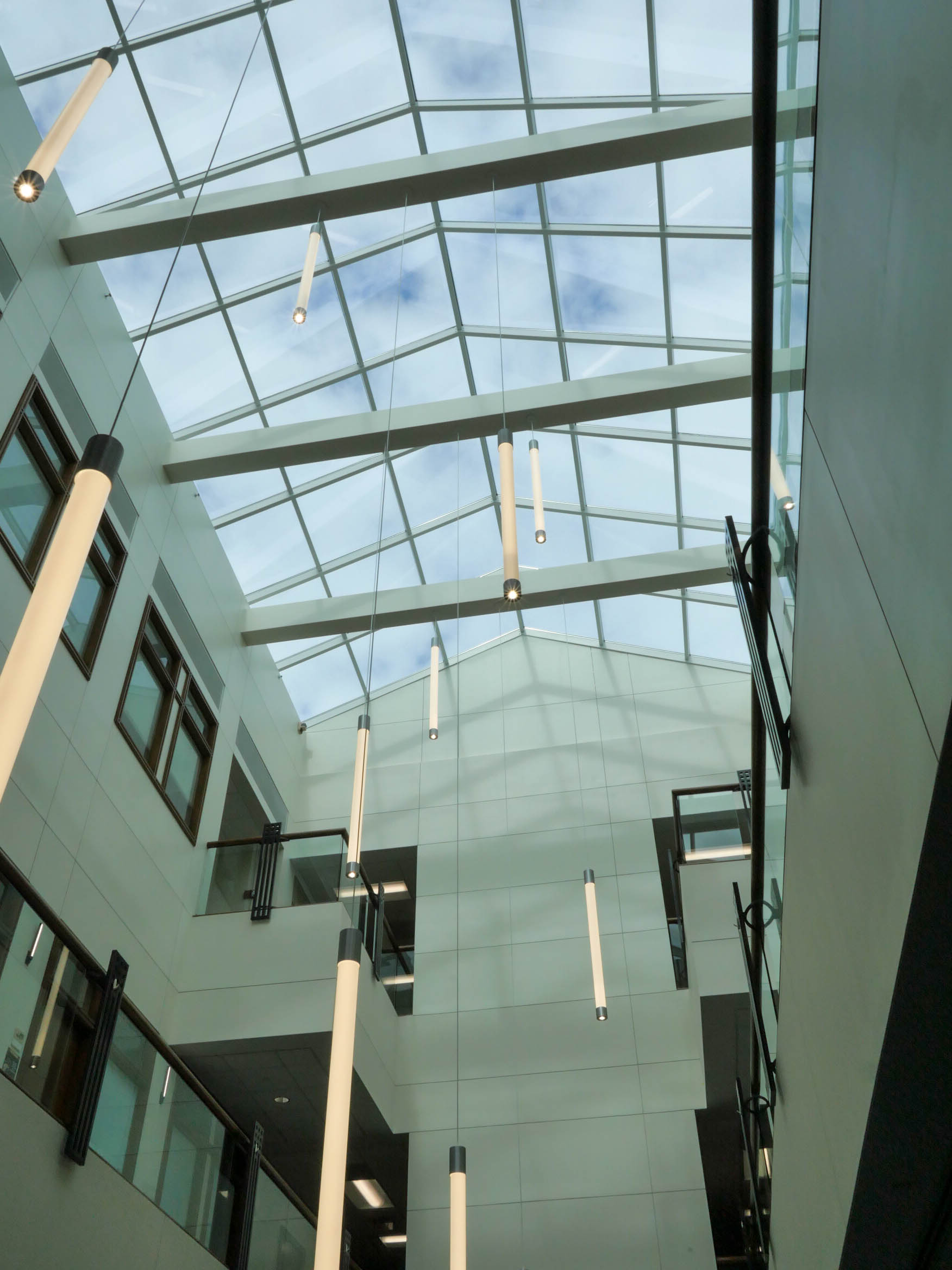greene hall atrium