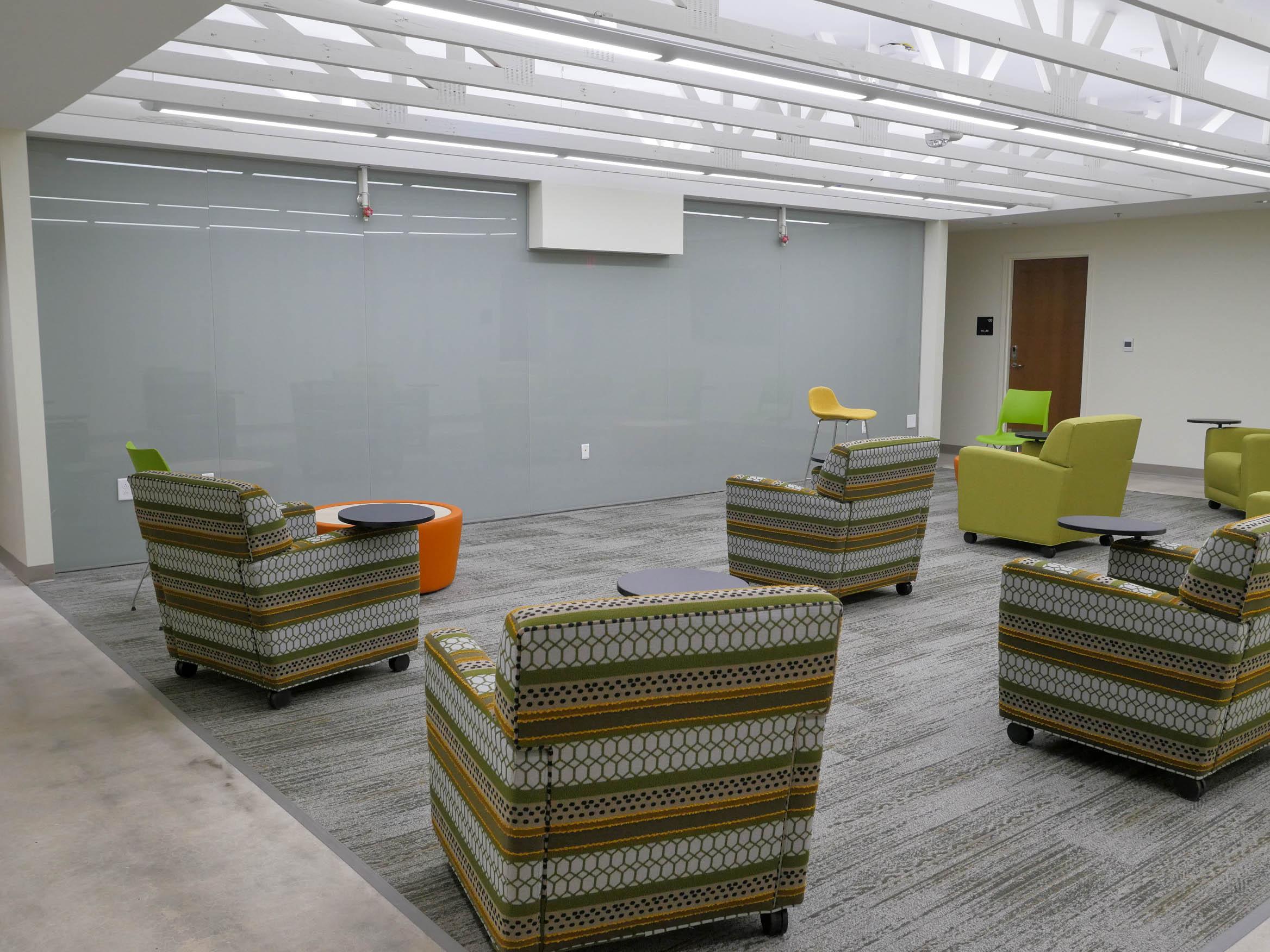 palmer piccolo open teaching area