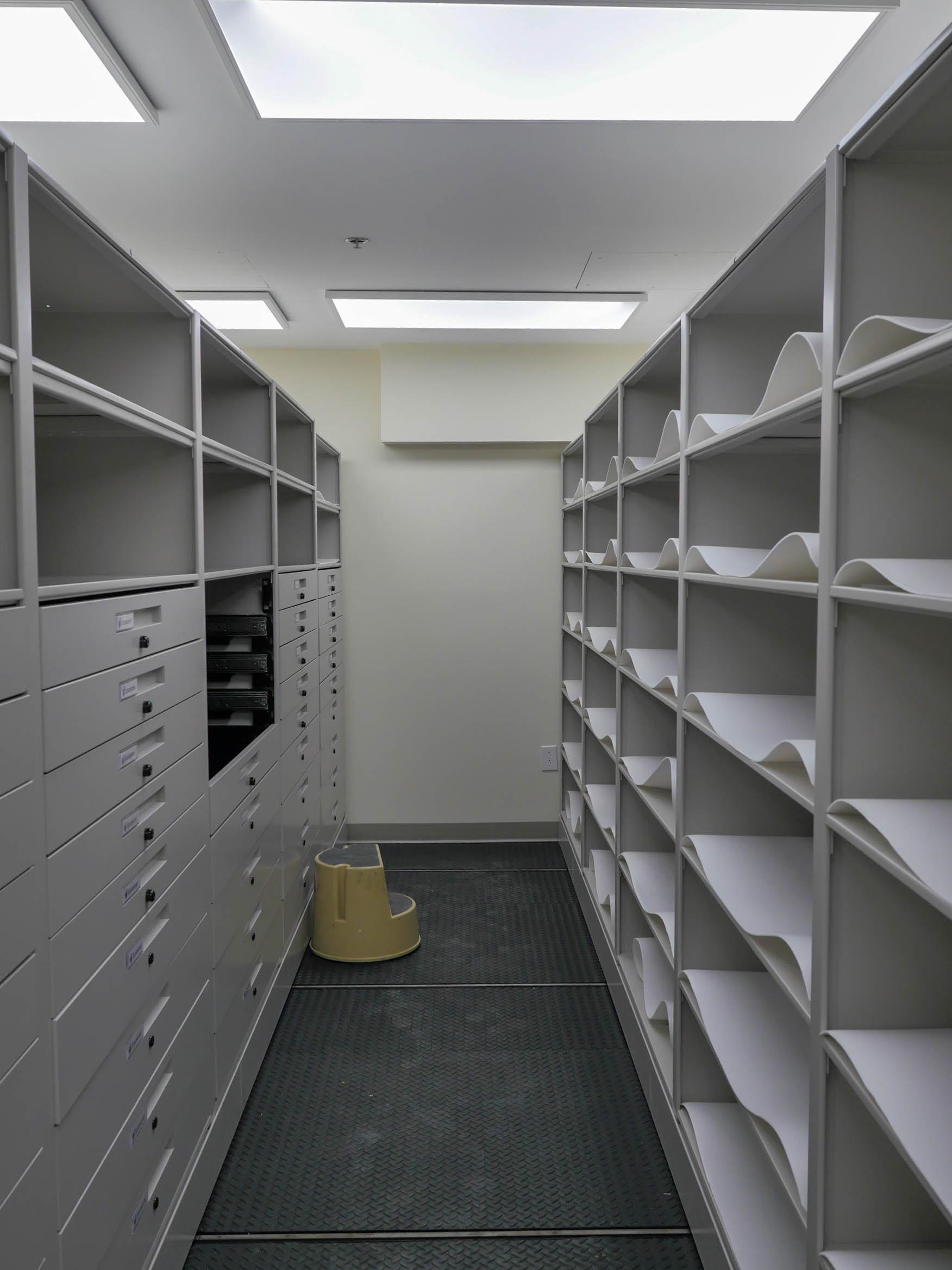 anthropology storage