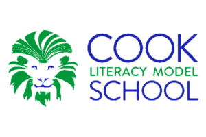 Cook Literacy School Logo - Kids Cooking Sponsor