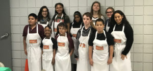 Kids Cooking Coalition - Final Class 2019