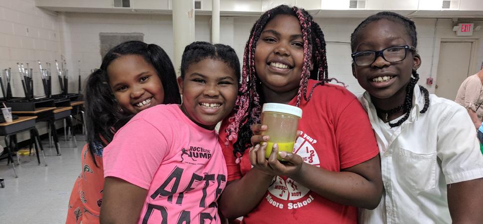 Kids Cooking Coalition Participants