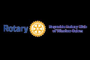 Reynolda Rotary Club Winston Salem Logo - Kids Cooking Sponsor