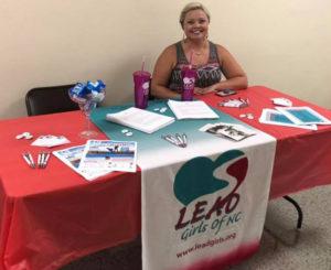 Dr. Keri Epps Mathis LEAD Girls NC