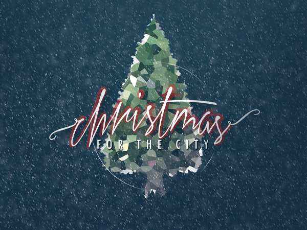 Christmas In The City Graphic