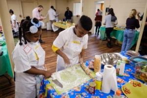 Kids Cooking Competition Prep - 2020