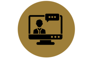 Virtual Tutoring Icon