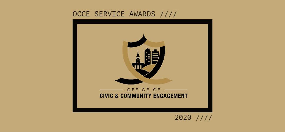 2020 OCCE Service Awards