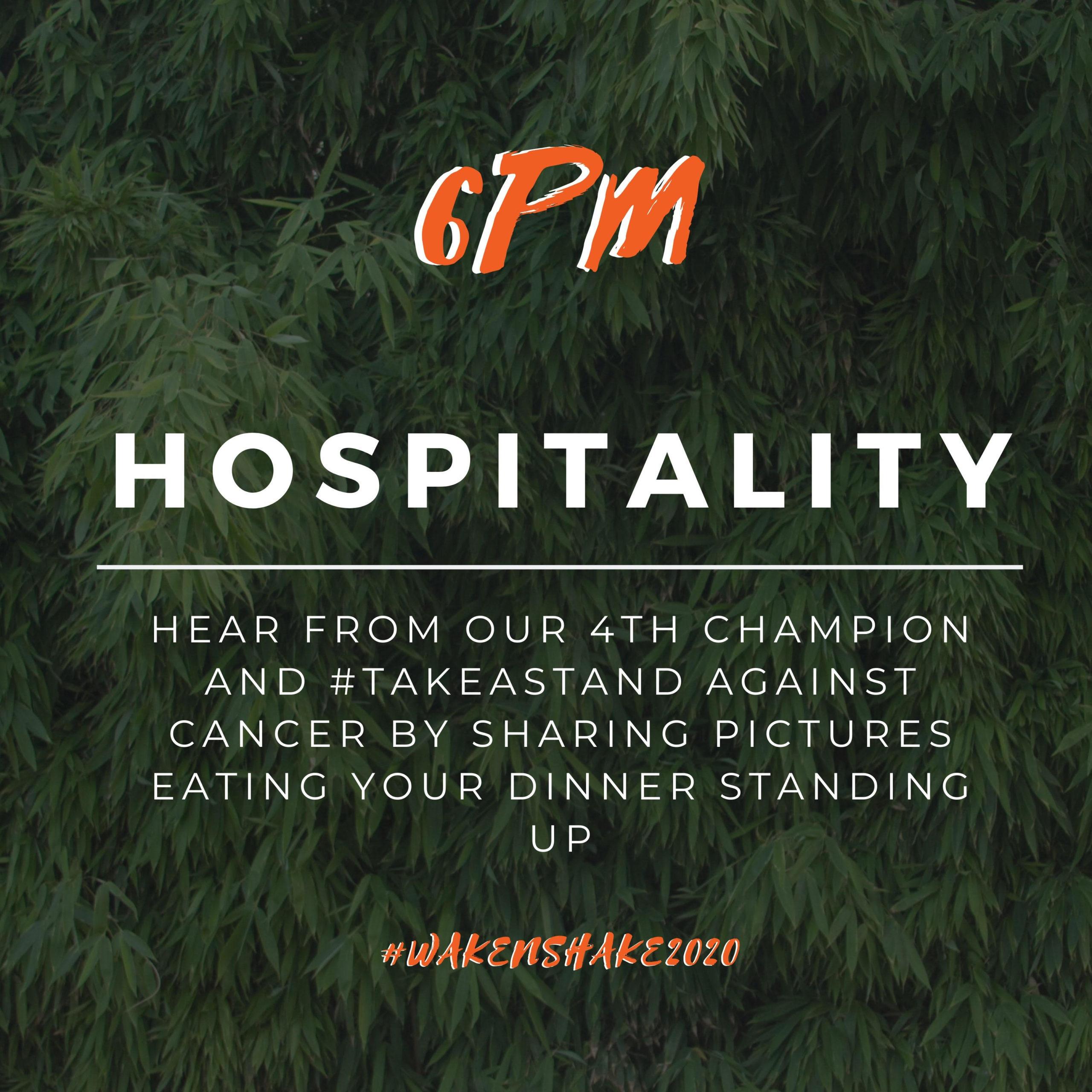 6 pm-hospitality