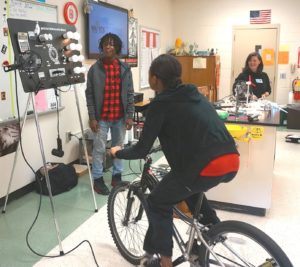 Piedmont Environmental Alliance - Energy Explorers Bike