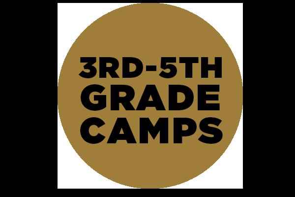 3RD-5TH GRADE CAMPS ICON