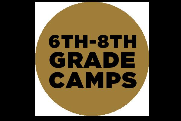 6TH-8TH GRADE CAMPS ICON