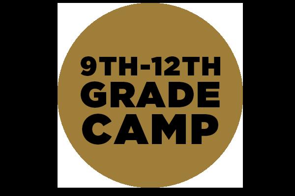 9TH-12TH grade camps icon