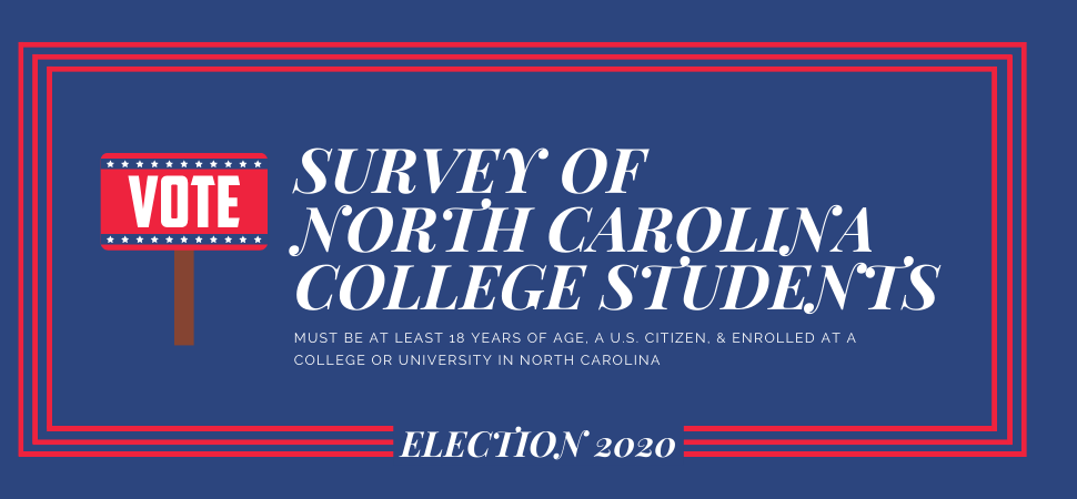 Survey of NC College Students Header