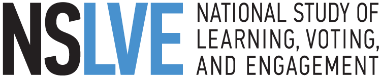 National Study of Learning, Voting, and Engagement