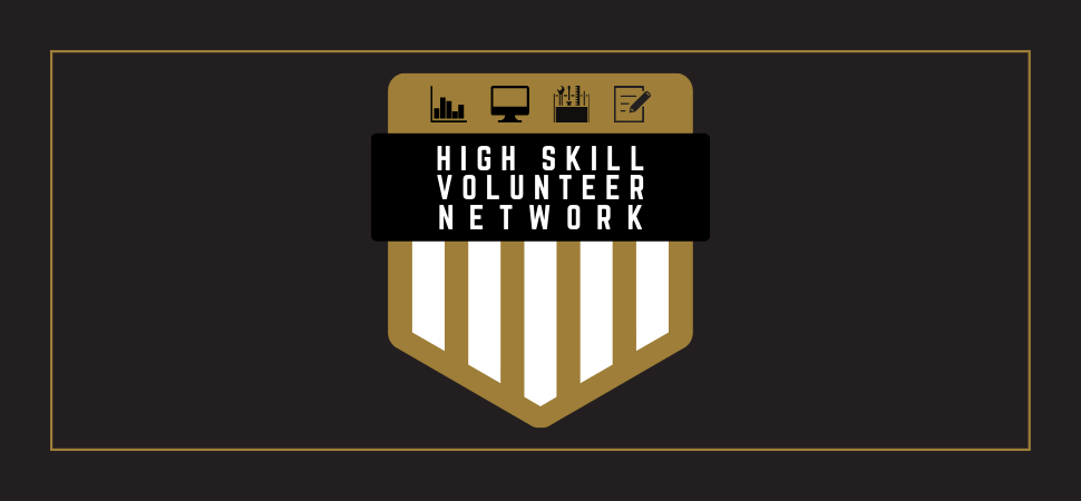 High Skill Volunteer Network