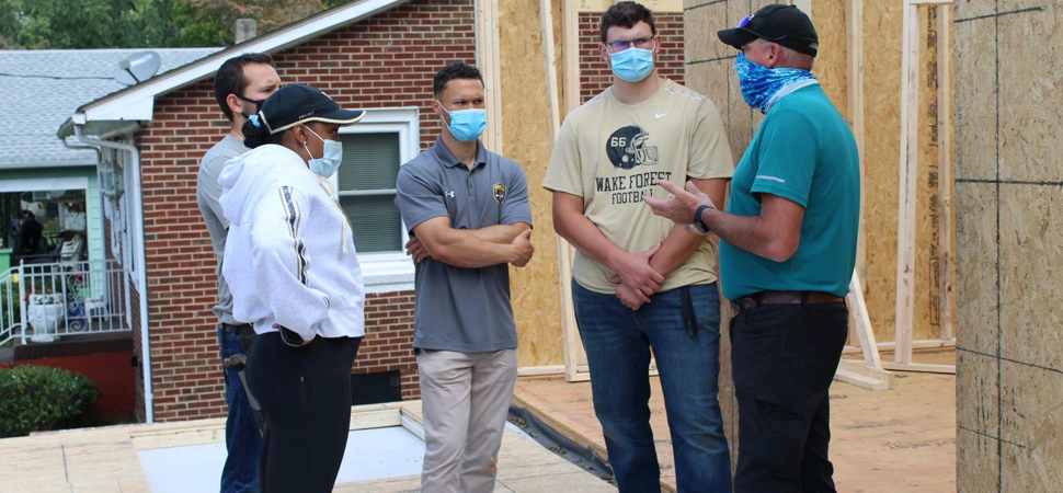 WFU Engeering & Habitat for Humanity Capstone Project