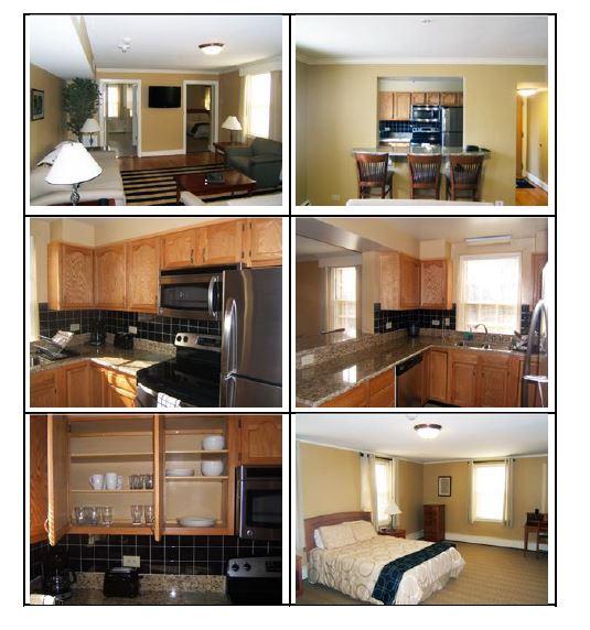 Short term guest housing photos