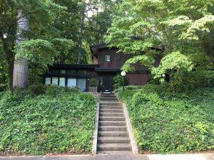 Historic Wake Forest Neighborhood house