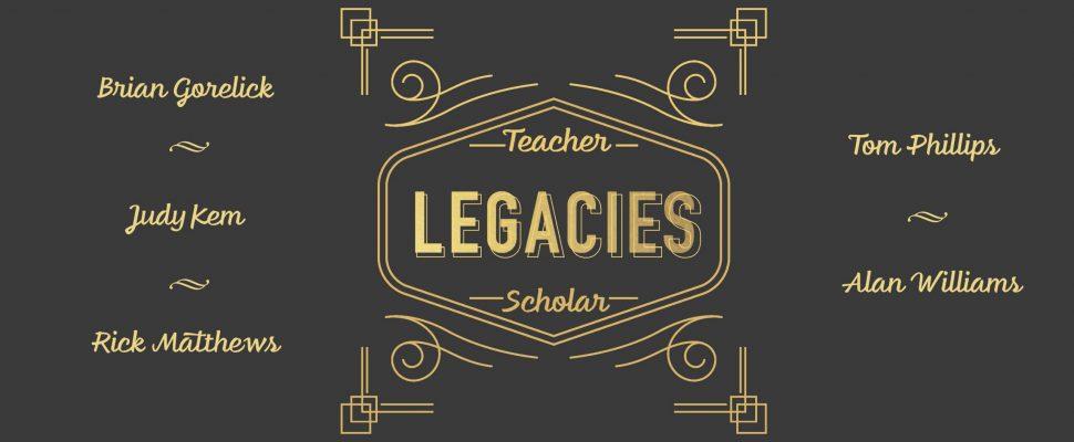 Legacies banner