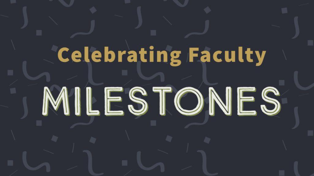 Milestones graphic