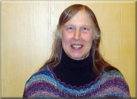 Mary Friedman headshot