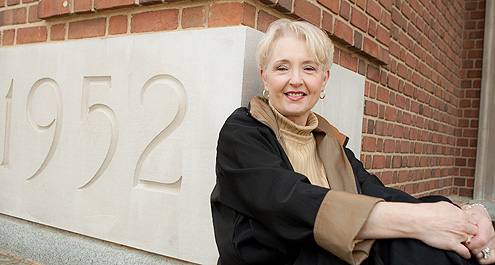 Is the date on Wait Chapel wrong? Jenny Puckett ('71) explains the secrets of the cornerstone and more things you might not know about Mother So Dear.