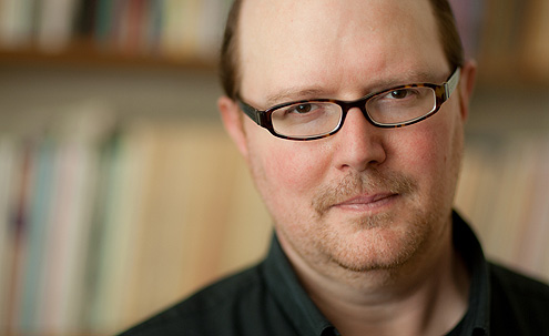 John McNally, the Ollen R. Nalley Associate Professor of English, is the author of two novels and 52 published short stories, and the editor or co-editor of six anthologies of short stories and essays.