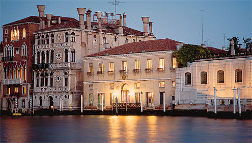 Among the many study-abroad opportunities for Wake Forest students is Casa Artom on the Grand Canal in Venice.