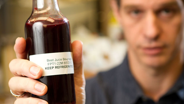 Wake Forest researchers discovered that drinking beet juice can increase blood flow to the brain in older adults.
