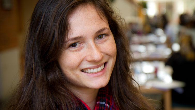 Kate Masetta ('11)
