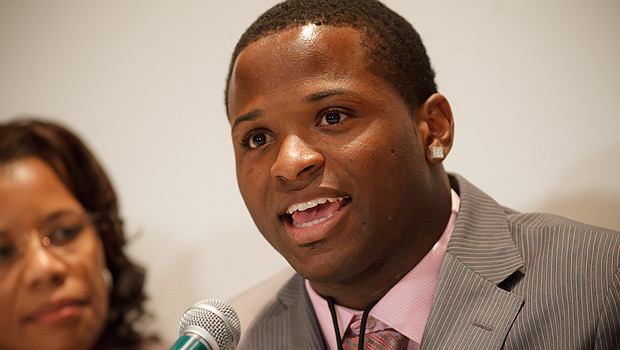 Alphonso Smith, former Wake Forest and current NFL player