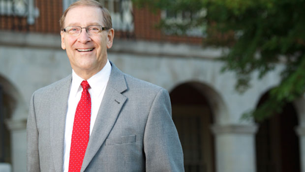 Harold Pace, University registrar and assistant provost for academic administration