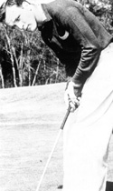 Arnold Palmer putting