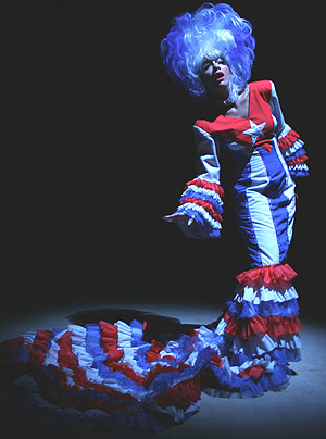 Laura de la Uz as Celia Cruz
