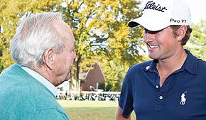 Arnold Palmer, Webb Simpson