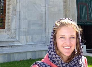 Sutherland in Turkey