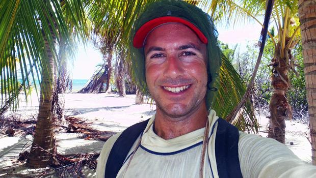 Benjamin Perlman in Belize