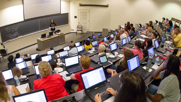 uses of computer in school Crash course in computer programming | Wake Forest News