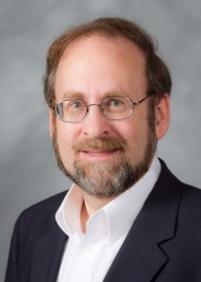 Scott W. Klein, artistic director of the Secrest Artists Series