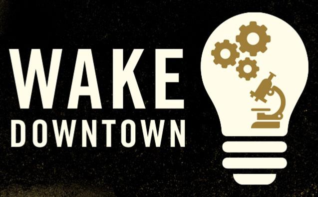 Wake Downtown graphic