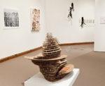 Art exhibition in the Hanes Art Gallery
