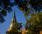 Wait Chapel, on the campus of Wake Forest University, Friday, August 31, 2018.