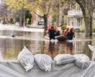 Stock flooding image
