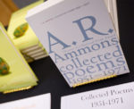Book cover of Ammons collected poems
