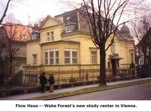 Flow Haus in Vienna